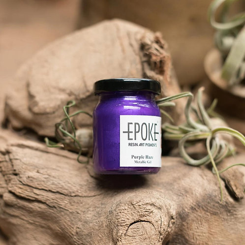 Epoke Art Purple Haze Metallic Gel - 75g