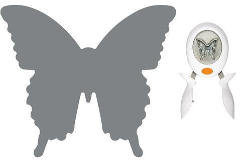 Fiskars Squeeze Punch XL - Butterfly