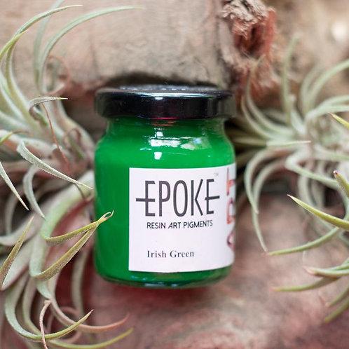 Epoke Art Pigment Paste Irish Green Opaque - 75g