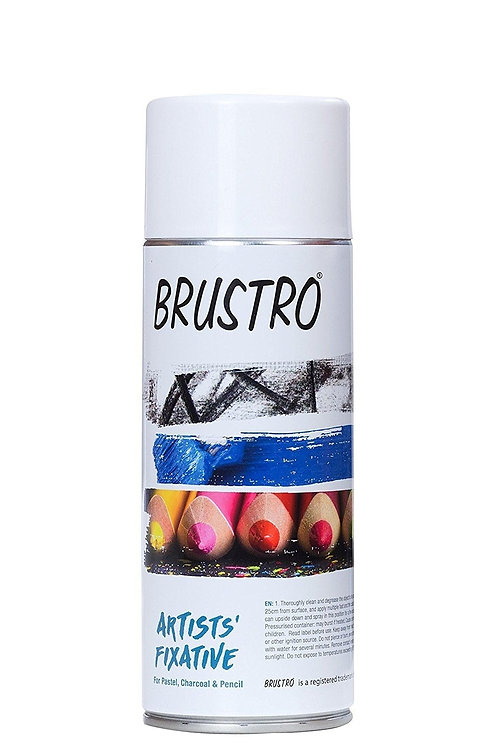 Brustro Artists Fixative - 400ml
