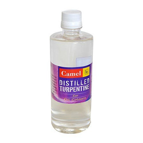 Camel Camlin Artists Distilled Turpentine - 500ml