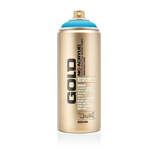 Montana Gold Spray Paint 400ml Bermuda - G5030