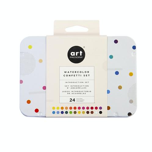 Prima Watercolor - Confetti Set