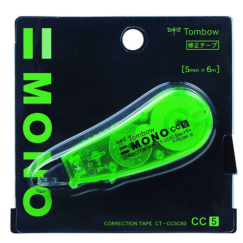Tombow Mono Correction Tape - 5mm x 6mm