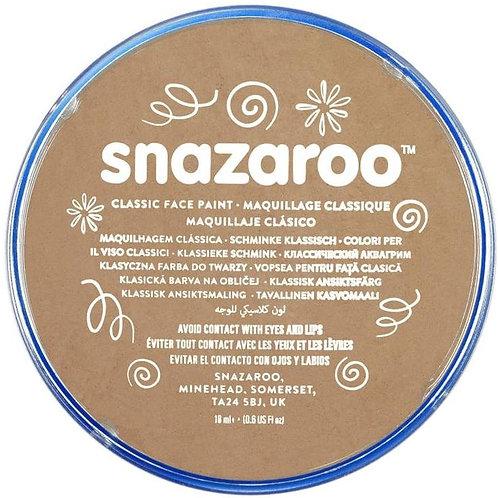 Snazaroo Classic Face Paint 18ml - Light Beige