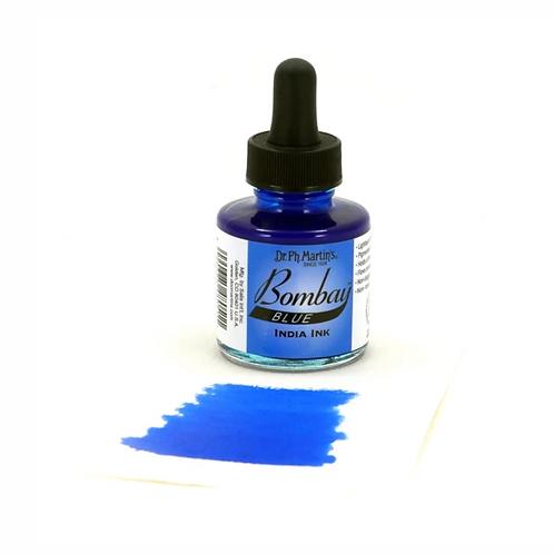 Dr. Ph. Martin Bombay Ink 30ml - Blue