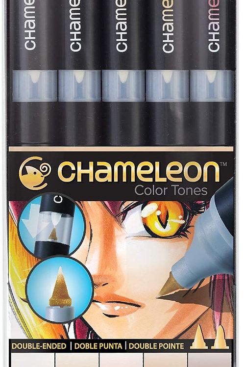 Chameleon 5 Pen Skin Tones Set