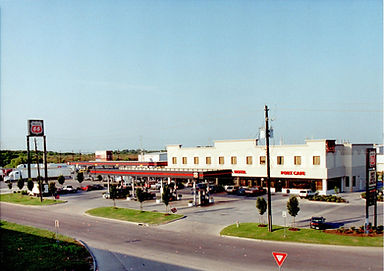 Port Auto Truck Stop Photo 2 New Buildin