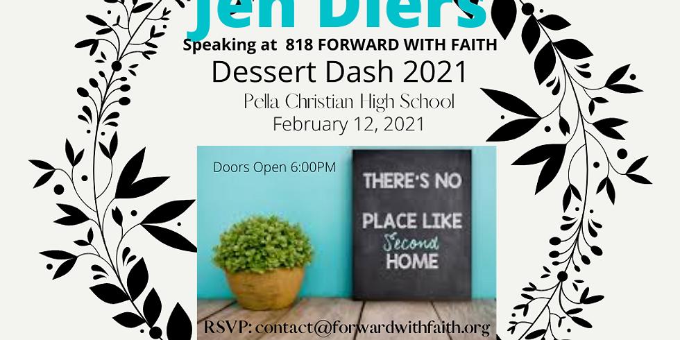 Dessert Dash 2021
