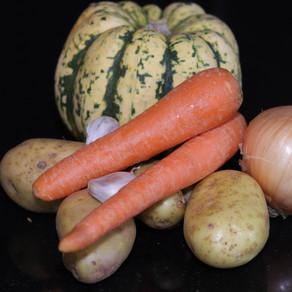 When I despair - let's talk about veg!