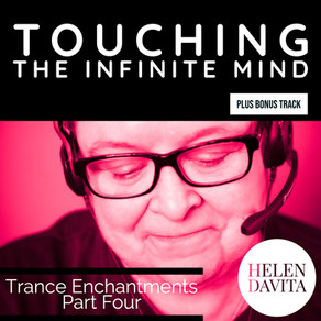 It's Here! Touching The Infinite Mind