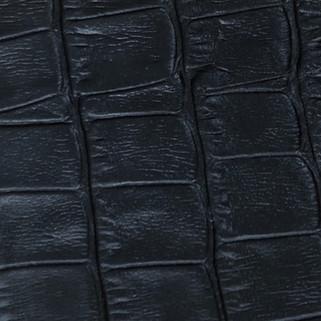 Croco mat noir N°54
