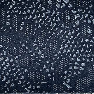Motifs noirs à relief N°706
