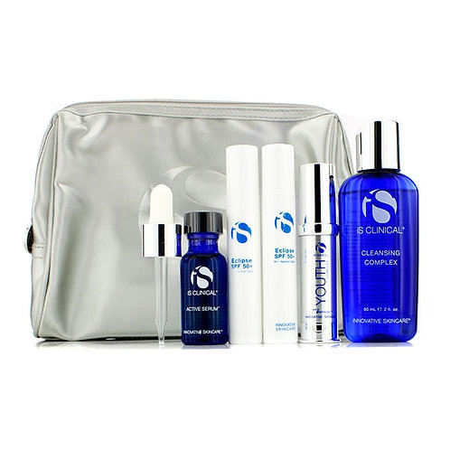 Анти-эйджинг-Anti-aging travel kit Cleansing Complex