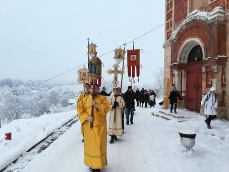 Фото с престольного Праздника 19 декабря