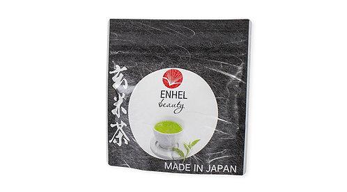 Зеленый чай с коричневым рисом|Green tea Genmaicha Enhel beauty