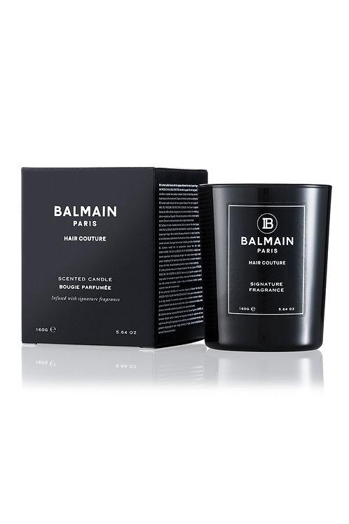 Лимитированная ароматическая свеча с фирменным ароматом Balmain