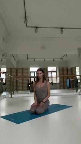 Тренировка по балетной гимнастике
