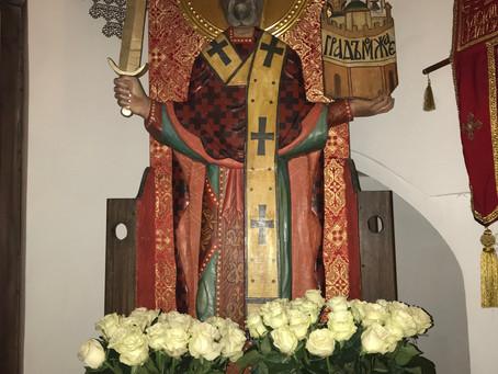 Пресс-релиз, День памяти Собора новомучеников Можайских, епископ Петр