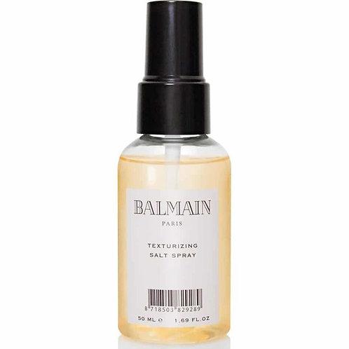Текстурирующий солевой спрей для волос.