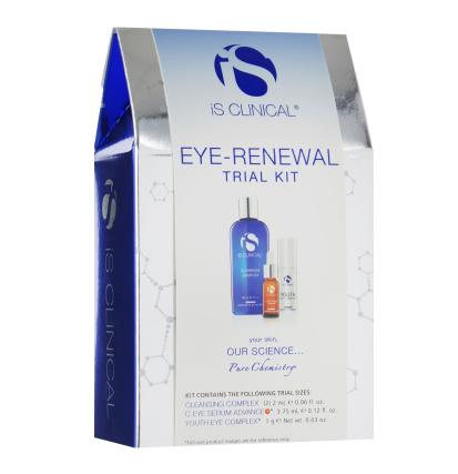 Eye Renewal Trial Kit Cleansing Complex