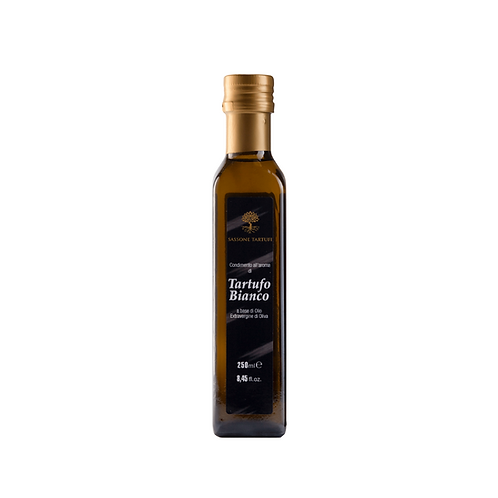 White Truffle flavoured dressing with extrav irgin olive oil