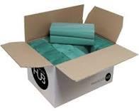 Paper hand towel box