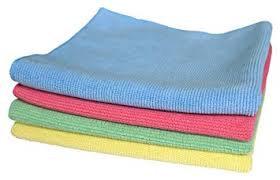 Microfibre Cloths 4 pack