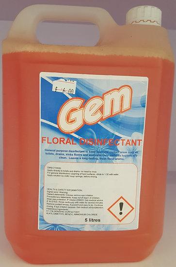 5L Floral disinfectant