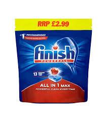 Finish Dishwasher tabs