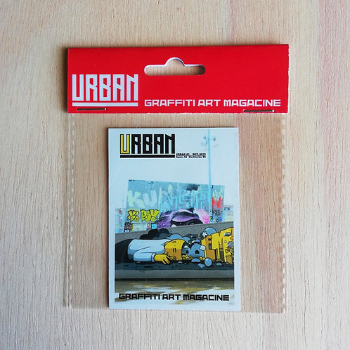 Sticker URBAN #1