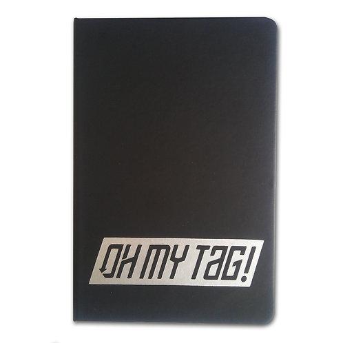 OMT Blackbook A5 Negro