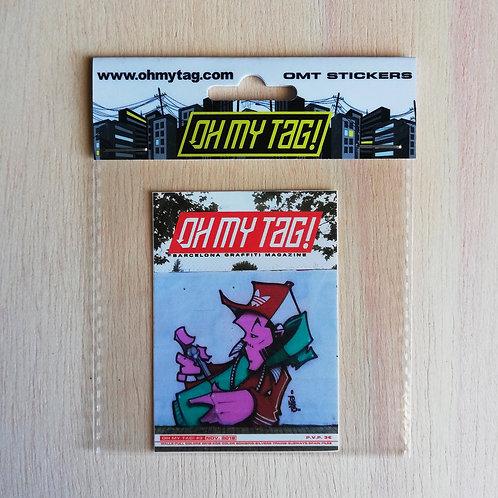 Sticker Oh my tag! #3