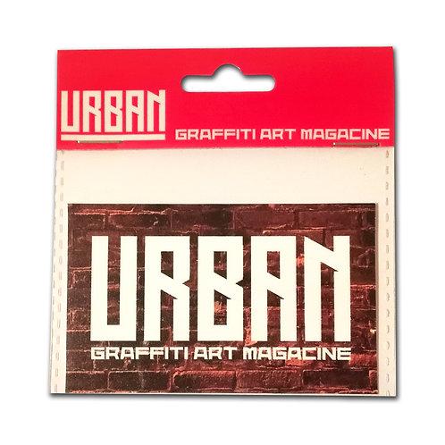 Sticker URBAN