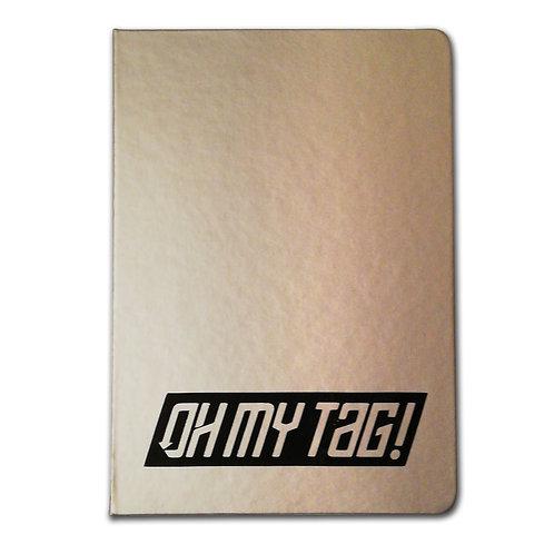 OMT Blackbook A5 Plata