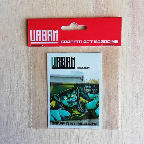 Sticker URBAN #2