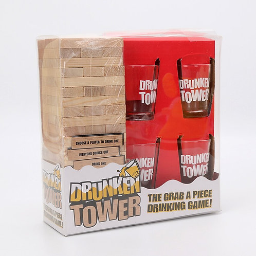 Drunken Tower Games