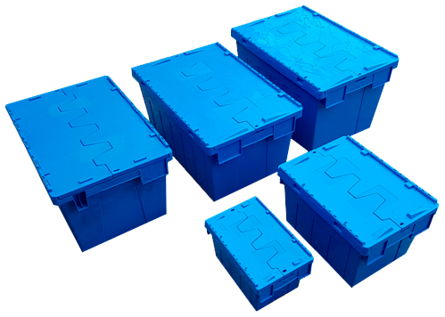 Cajas Plásticas Anidables