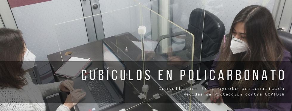 Gestion Visual - Cubiculos