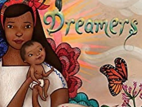 """Book Review: """"Dreamers"""" by Yuyi Morales"""