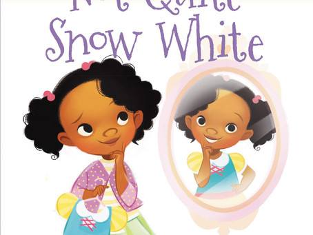 """Book Review: """"Not Quite Snow White"""" by Ashley Franklin"""