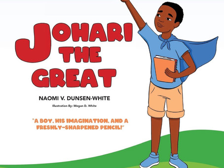 """Book Review: """"Johari the Great"""" by Naomi V. Dunsen-White"""