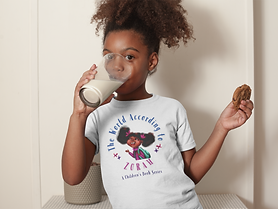 mockup-of-a-black-girl-with-curly-hair-drinking-milk-holding-a-cookie-a21326.png