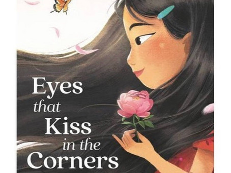 """Book Review: """"Eyes That Kiss at the Corners"""", by Joanna Ho"""