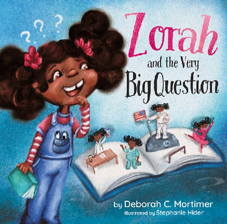 Zorah and the Very Big Question-Signed Hardcover