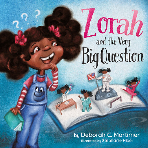 Zorah and the Very Big Question-Signed Paperback