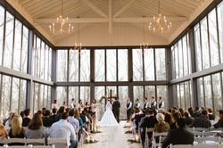Mallard's Croft Wedding Venue, The Florian Glass Chapel,