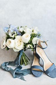 invitation wedding flatlay