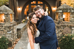 memphis wedding photographer snaps couple smiling