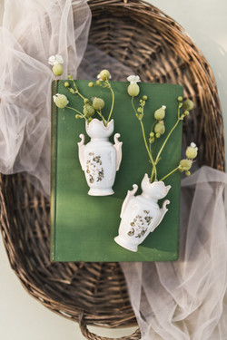 small vases that hold florals